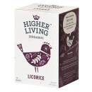 Ceai lemn dulce eco, 15 plicuri, Higher Living