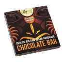 Ciocolata cu 95% cacao si scortisoara raw eco 35g Lifefood
