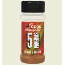 Mix de condimente chinezesc 5 Parfumuri bio 35g Cook