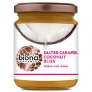 Unt de cocos salted caramel bliss eco 250g Biona