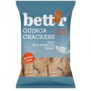 Crackers cu quinoa si boia fara gluten eco 100g Bettr