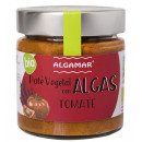 Pate vegetal cu alge si rosii eco 180g Algamar