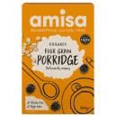 Porridge din 4 cereale fara gluten bio 300g Amisa