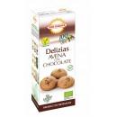 Biscuiti din ovaz cu ciocolata bio 125g Bio Darma