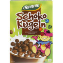 Cereale bilute cu ciocolata bio 250g Dennree