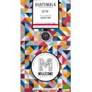 Ciocolata neagra 74% belgiana, artizanala, Guatemala, eco 70g, Millesime