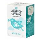 Ceai alb eco, 20 plicuri, Higher Living