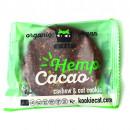 Cookie cu seminte de canepa si cacao fara gluten eco 50g