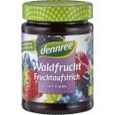 Gem de fructe de padure bio 340g Dennree