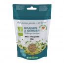 Mix alfalfa si rucola pt. germinat eco 150g