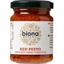 Pesto rosu eco 120g Biona