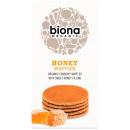 Vafe cu miere eco 175g Biona