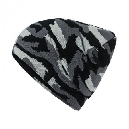 Зимна камуфлажна шапка