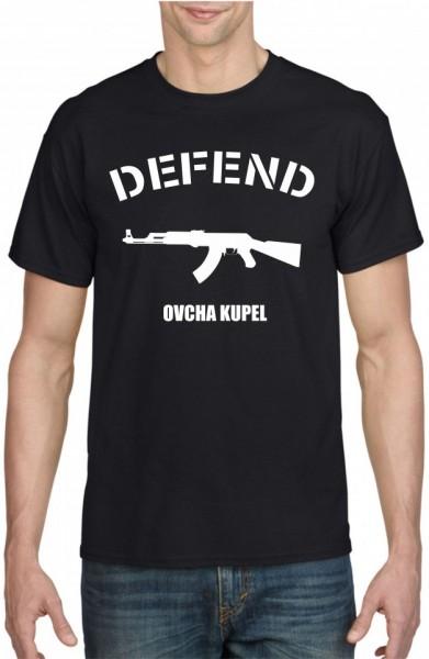 Мъжка тениска DEFEND OVCHA KUPEL изображения