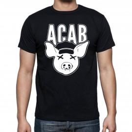 Тениска ACAB PIG изображения