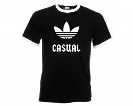 """Мъжка тениска """"CASUAL LIFE"""""""
