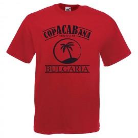 "Тениска ""copACABana Bulgaria"" изображения"