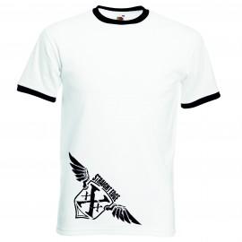 Тениска Straight Edge  xXx изображения