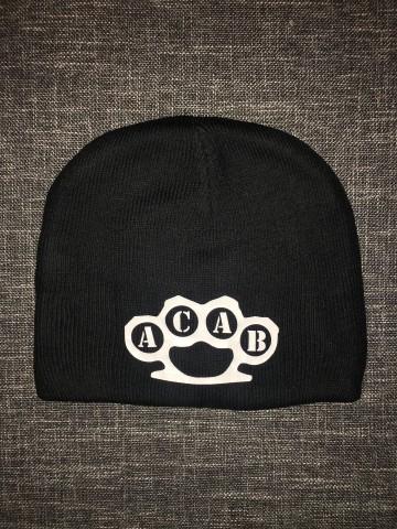 Зимна шапка ACAB изображения