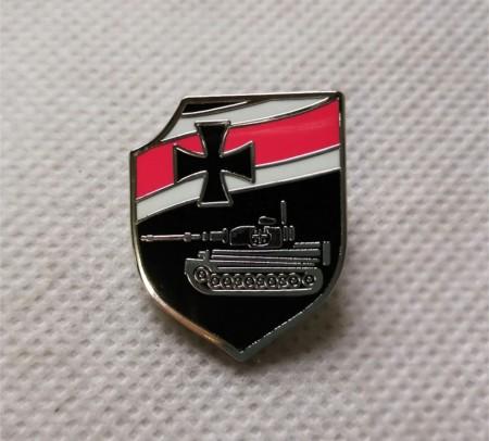 Значка Tank Tiger изображения