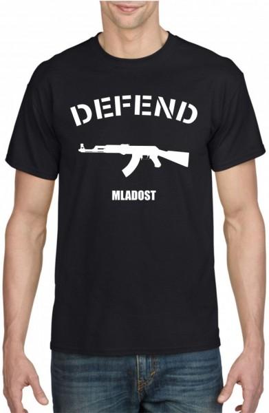 Мъжка тениска DEFEND MLADOST