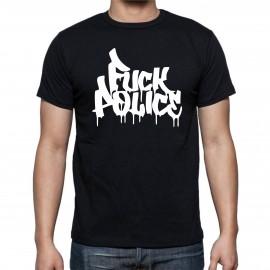 Тениска Fuck Police Grafite изображения