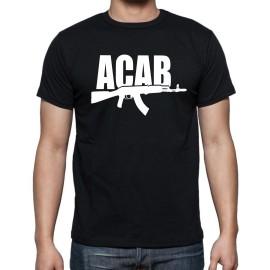 Тениска АК ACAB изображения