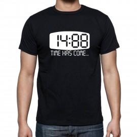 """Тениска """"14:88 TIME HAS COME..."""" изображения"""