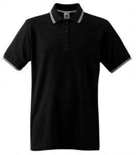 Мъжка тениска Черно и бяло изображения