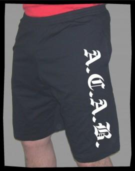 """Къси спортни панталонки """"A.C.A.B."""""""