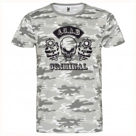 Мъжка тениска ACAB Criminal изображения