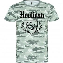 Камуфлажна тениска Hooligan box изображения