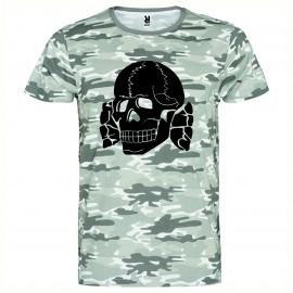 Камуфлажна тениска TOTENKOPF изображения