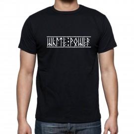 """Тениска """"WHITE POWER"""" изображения"""