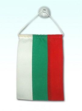Българско знаме, 10 х 15 см за автомобил изображения