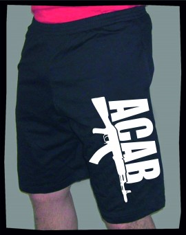 Къси спортни панталонки ACAB AK-47 изображения