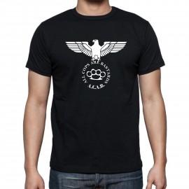 """Мъжка тениска """"ALL COPS ARE BASTARDS"""" изображения"""