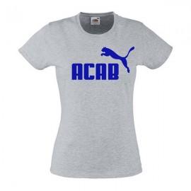 """Дамска тениска """"ACAB/PUMA"""" изображения"""