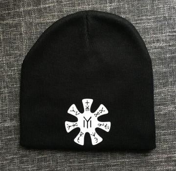 Зимна шапка Розета изображения