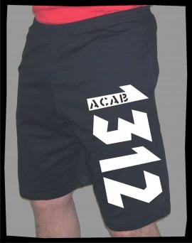 """Къси спортни панталонки """"ACAB/1312"""" изображения"""