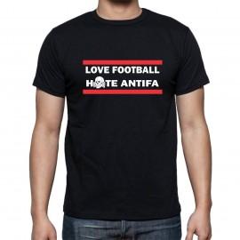 Тениска LOVE FOOTBAL HATE AFA изображения