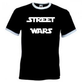 "Tениска ""STREET WARS"" изображения"