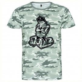Камуфлажна тениска ACAB PIG 2 изображения