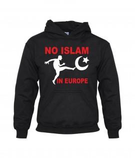 """Суитчър """"NO ISLAM IN EUROPE"""" изображения"""