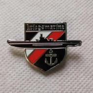 Значка Kriegsmarine