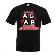 Мъжка тениска ACAB Poker
