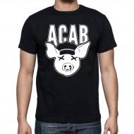 Тениска ACAB PIG