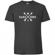 Мъжка тениска Hard Core