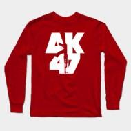 Блуза АК 47