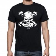 Тениска ACAB SKULL